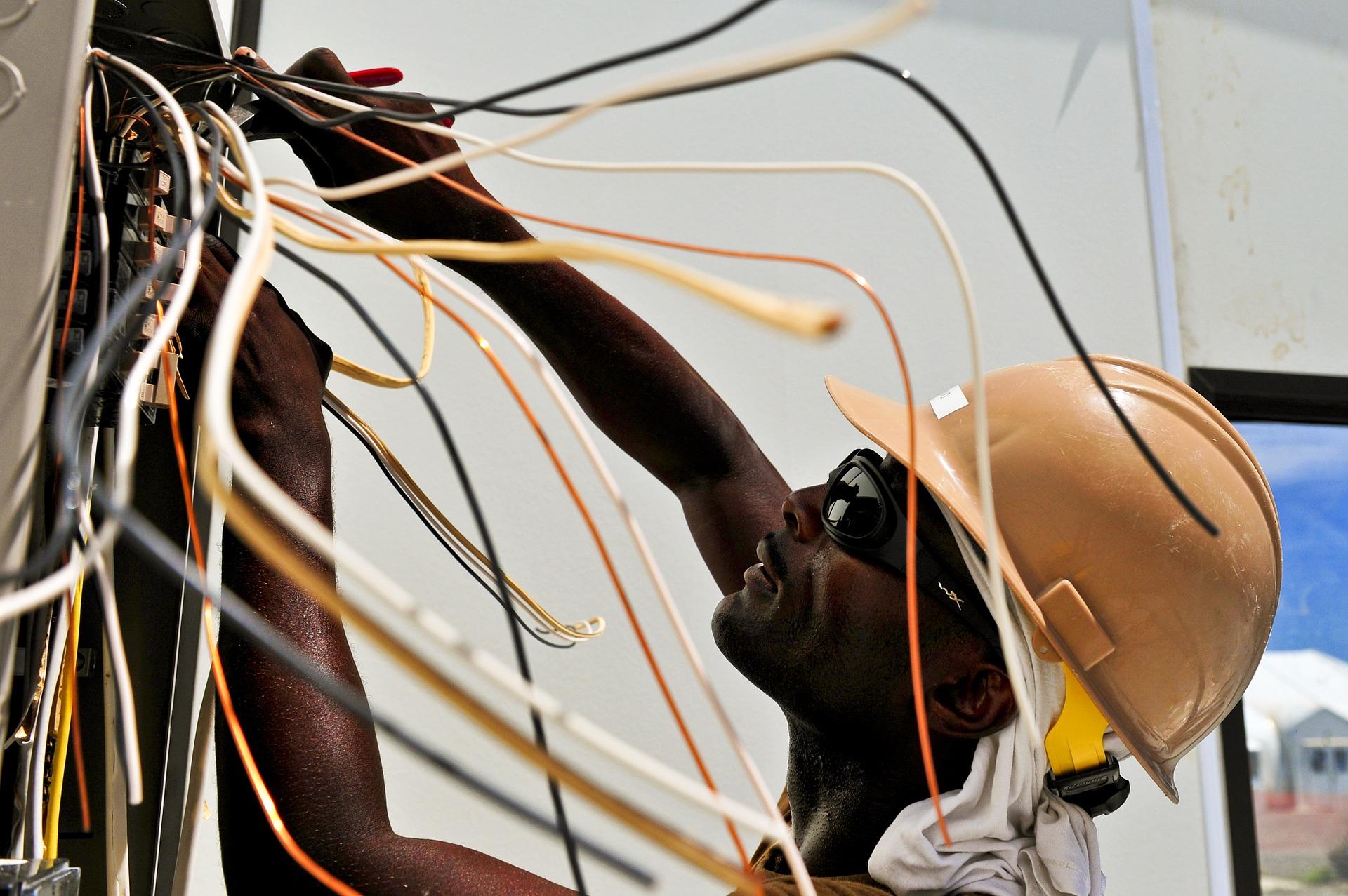 elektriciteitssysteem onderhouden