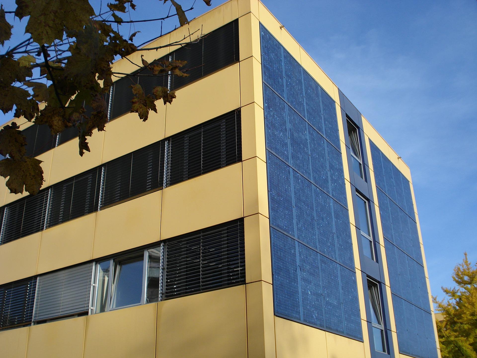 zonnepanelen fabriek