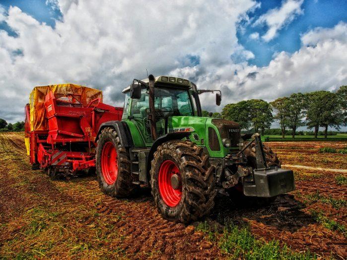 Landbouw ontwikkelingen